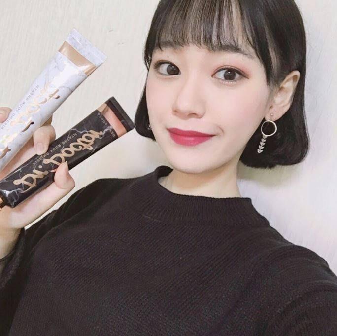 現貨R1 - 韓國 NAKEUPFACE 大理石紋天然草本芳香牙膏 正裝-100g