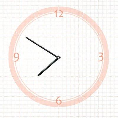 【鐘點站】 J100072 SKP壓針機芯 專用指針 / 分針10公分 時針7.2公分/ DIY 時鐘 掛鐘 鐘針