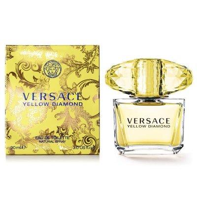 香親香愛~~Versace 香愛黃鑽淡香水 5ml, Yellow Diamond 有 90/30ml