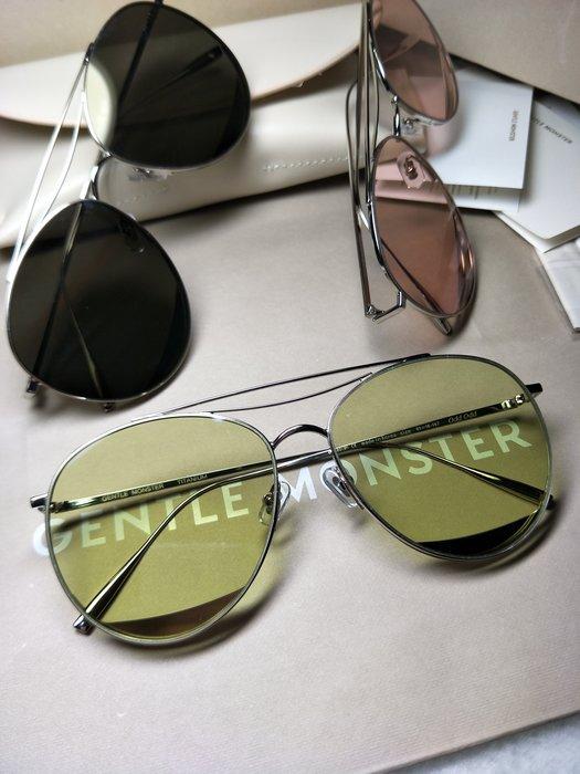 全新正品 gentle monster ODD ODD 02(P) 韓國V牌 GM墨鏡 GM太陽眼鏡 全智賢