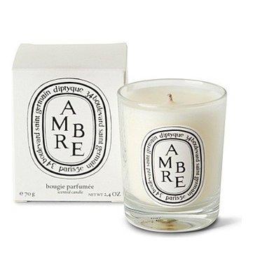 代購 DIPTYQUE Ambre scented candle 70g 琥珀香氛蠟燭