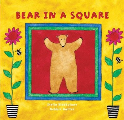 *小貝比的家*BEAR IN A SQUARE /單CD/3~6歲