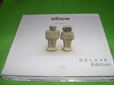 ~春庄生活美學小舖~2手2CD+DVD  ELBOW--CAST OF THOUSANDS精裝紙殼板