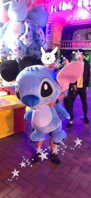 New Disney Stitch 巨大史迪仔
