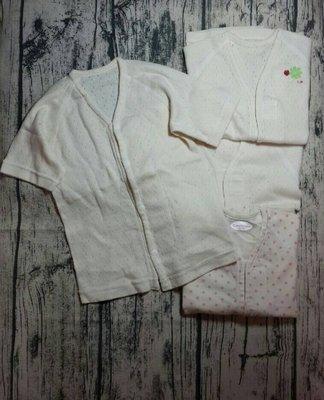 ♪瑋瑋城堡♪【可面交,近捷運】 寶寶棉質上衣 現貨 50-60/60-70☆☆