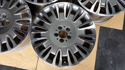 19吋BENZ鋁圈~Maybach~AMG.W211.W213.W218.W219.W221.W222.W223.GLC