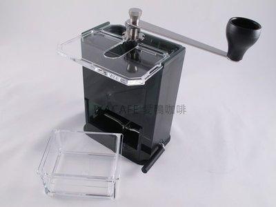 附發票-愛鴨咖啡-原廠公司貨 Hario MXR-2TB 便利型手搖磨豆機 贈清潔毛刷
