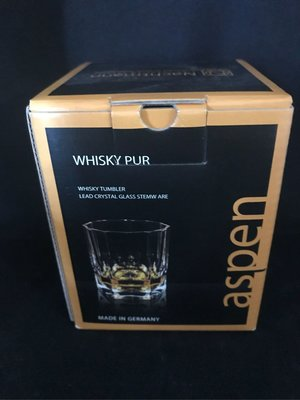 Whisky Crystal Glass