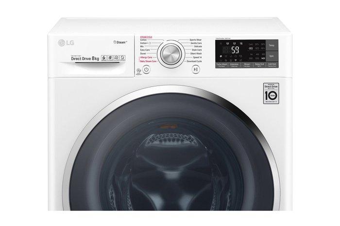 【微笑家電】《詢問》LG 樂金 WD-S105CW TWINWash 雙能洗 蒸洗脫 10.5公斤+2公斤 / 冰磁白