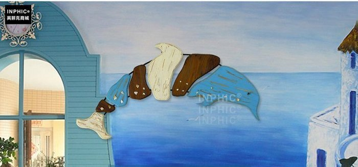 INPHIC-創意牆上裝飾品壁田園牆面牆壁牆飾實木壁飾_S01902C