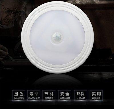 【小樺資訊】含稅 人體感應燈LED衛生間後備箱廚櫃過道走廊床邊老人起夜燈