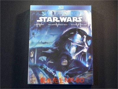 [藍光BD] - 星際大戰 4~6 三部曲 Star Wars Originals Trilogy 精裝三碟典藏版