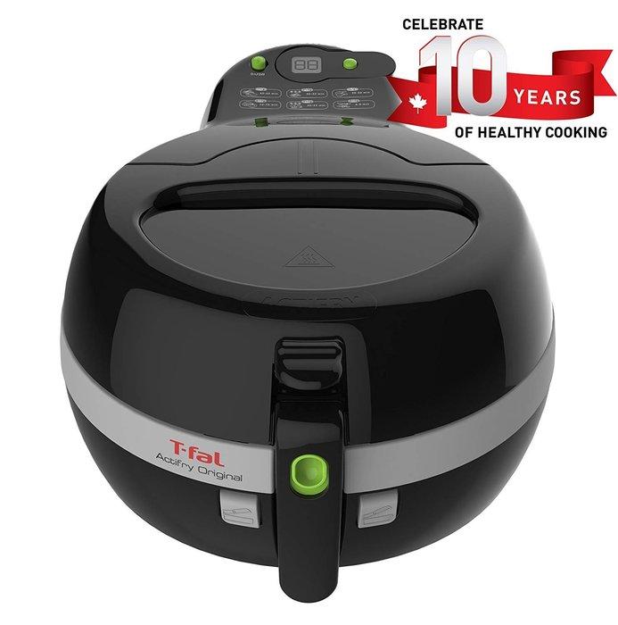 法國特福 T-fal ActiFry 新一代  胖福 健康氣炸鍋  1KG  FZ710850   可攜式計時器 雙11