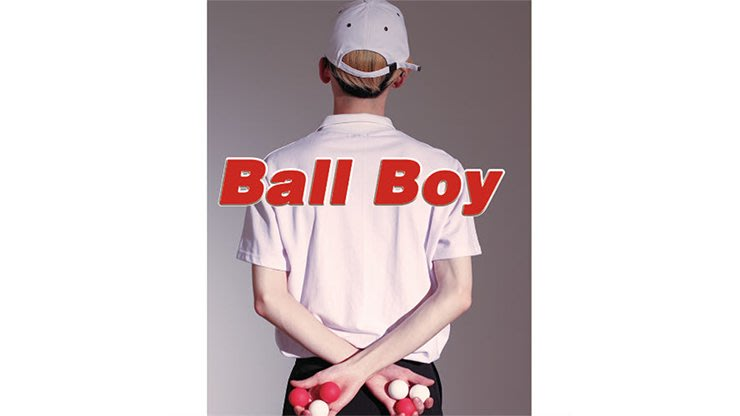 【天天魔法】【S977】正宗原廠教學~球男孩~Ball Boy by Lee Myung Joon
