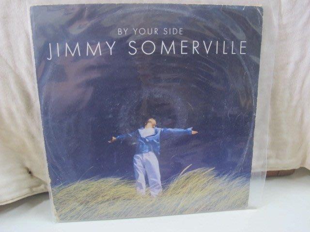 二手舖 NO.3926 黑膠 西洋 jimmy somerville - by your side