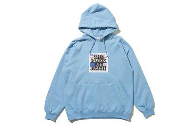 "[ LAB Taipei ] BlackEyePatch ""LABEL HOODIE"" (Blue)"