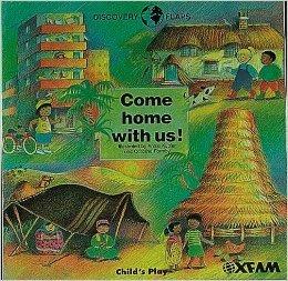 *小貝比的家*COME HOME WITH US!/平裝/世界文化/3-6歲/多元文化教育