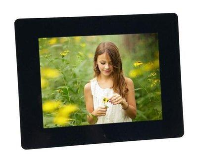 新款10.4寸/吋支援全格式 LED高清多功能數位相框/廣告機/電子相冊 影音播放 帶喇叭遙控器送電源