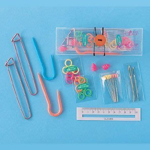 可樂牌CLOVER 編織用品組套~ 手工藝材料、進口毛線、編織工具 日本進口~☆彩暄手工坊☆