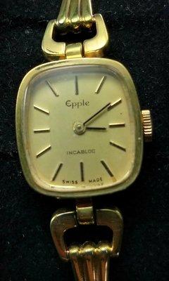 OQ精品腕錶  瑞士手上錬女錶機械錶水晶鏡面不含頭18MM