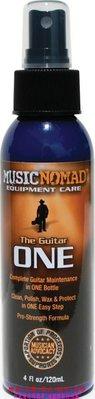 造韻樂器音響- JU-MUSIC - Music Nomad (MN103) Guitar ONE 3in1 高效保養液 木吉他 電吉他 適用
