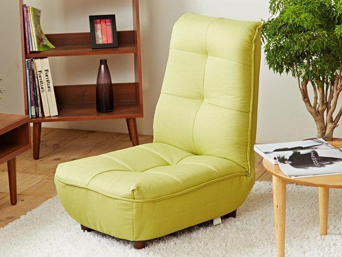 椅的世界 日系新色 [生活品味] 單人沙發床/單人布沙發