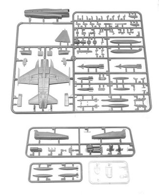 DreamModel 1/72 F-5E 虎II式噴射戰鬥機 Tiger II (請先聯繫確認存貨)
