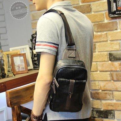 『免運』斜背包側背包新品皮質休閒包 小...