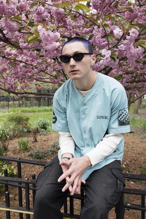 【超搶手】全新正品 2017 聯名 Supreme M.C. Escher Baseball Jersey棒球衫球衣 S