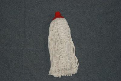 【潔亮亮】棉紗拖把頭/ 圓/ 一般/ 棉紗6兩/ 長度:26-28cm 雲林縣