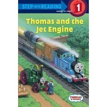 轉賣全新博客來購入 step into reading 1 Thomas and the Jet Engine(湯瑪士)