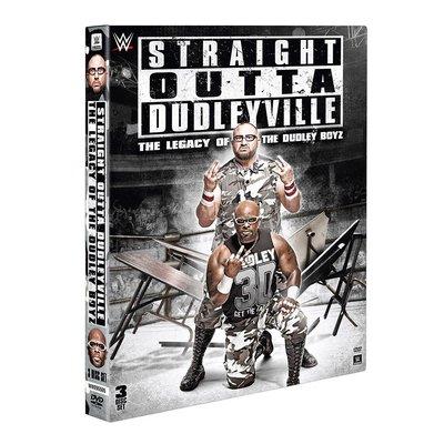 ☆阿Su倉庫☆WWE摔角 The Legacy of The Dudley Boyz DVD 3D雙打組最新專輯 熱賣中