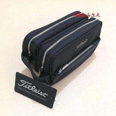 新品高爾夫包 手提包 收納包 旅行收納golf小包 手包功能包