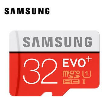 《SUNLINK》Samsung 32GB 32G microSDHC【80MB/ s】EVO Plus 記憶卡 台北市