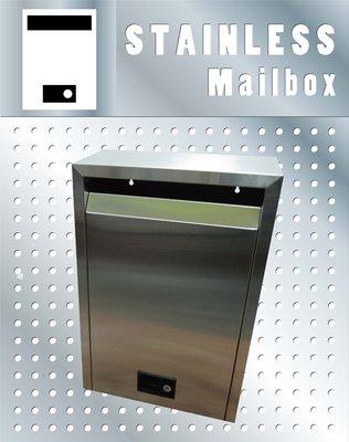 ~廣告舖~  不鏽鋼信箱(W26 x ...