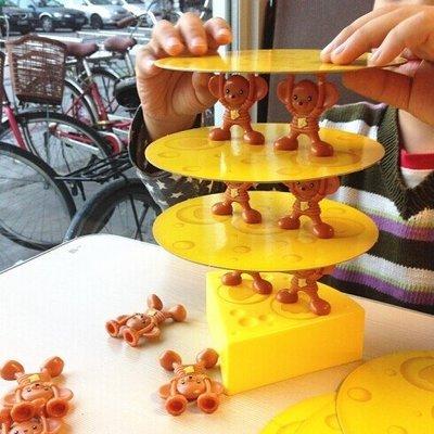 現貨/兒童禮物疊疊高平衡益智玩具親子互動手眼協調訓練桌面教具桌游/海淘吧F56LO 促銷價