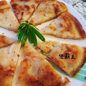 ☆月亮蝦餅☆200g/包 附醬包 泰式蝦餅 10包免運【陸霸王】