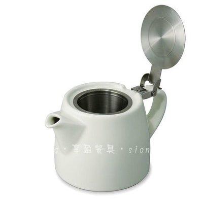 【享盈餐具309】ForLife  Stump Teapot 進口色釉鐵蓋壺 泡茶 茶壺 530cc (400cc缺貨.