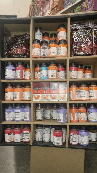 哈美族 美國代購 烘焙專用 食用裝飾糖珠或糖粉或食用色素或食用香精或100%無糖可可亞粉 多款任選