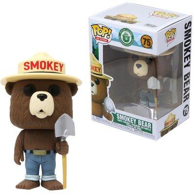 BEETLE FUNKO POP SMOKEY THE BEAR 護林熊 SMOKEY