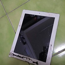 apple apad 32g 零件機  可開機 螢幕顯示