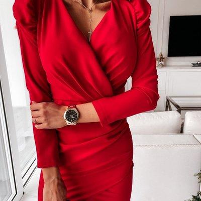 寶島小甜甜~The spring sexy dress professional cultivate one's morality