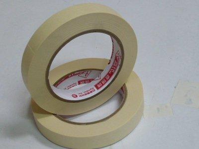 【保隆PLonline】 ㊣鹿頭牌公司貨 12mm*45M CM3X 美紋膠帶/烤漆膠帶/耐溫膠帶/和紙膠帶/不殘膠