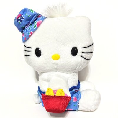Hello Kitty~Dear Daniel絨毛玩偶 15*16*16.5cm