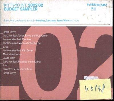 *真音樂* BUDGET SAMPLER 德版 全新 K5948   (清倉.下標賣1)