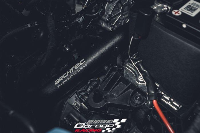 德朋國際/ ARCHTEC 鋁合金強化渦輪管 Volkswagen NewTiguan 330實裝