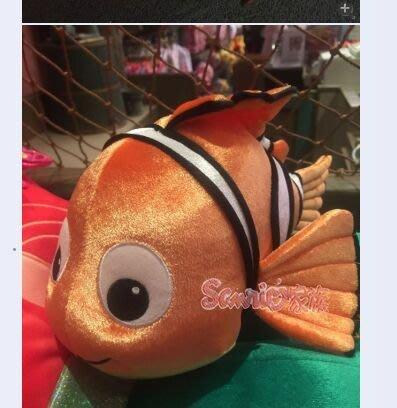 《東京家族》日本東京迪士尼 Disney  海底總動員 小丑魚 尼莫 公仔 娃娃 玩偶