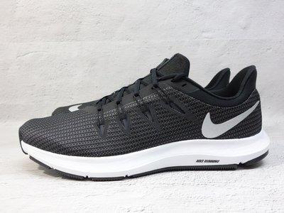 [麥修斯]NIKE QUEST 慢跑鞋 經典 透氣 運動鞋 男款 AA7403-001 AA7403001