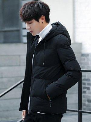 羽絨服 棉衣男士冬季外套加絨加厚男裝棉襖冬裝衣服襖子羽絨棉服   全館免運