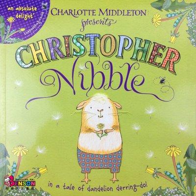 [邦森外文書] Oxford 牛津出版 Christopher Nibble 卡利咔嚓吃吃吃 平裝繪本